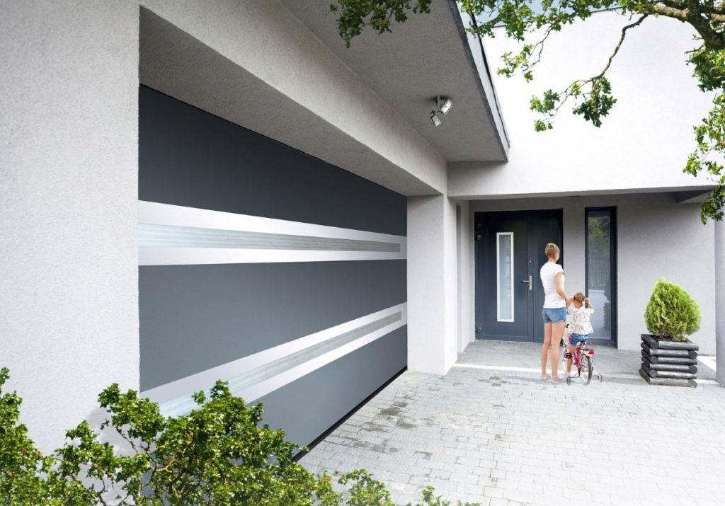 FG HABITAT PORTAIL NOIRMOUTIER EN L ILE Garage Porte De Garage Bicarbonate 91