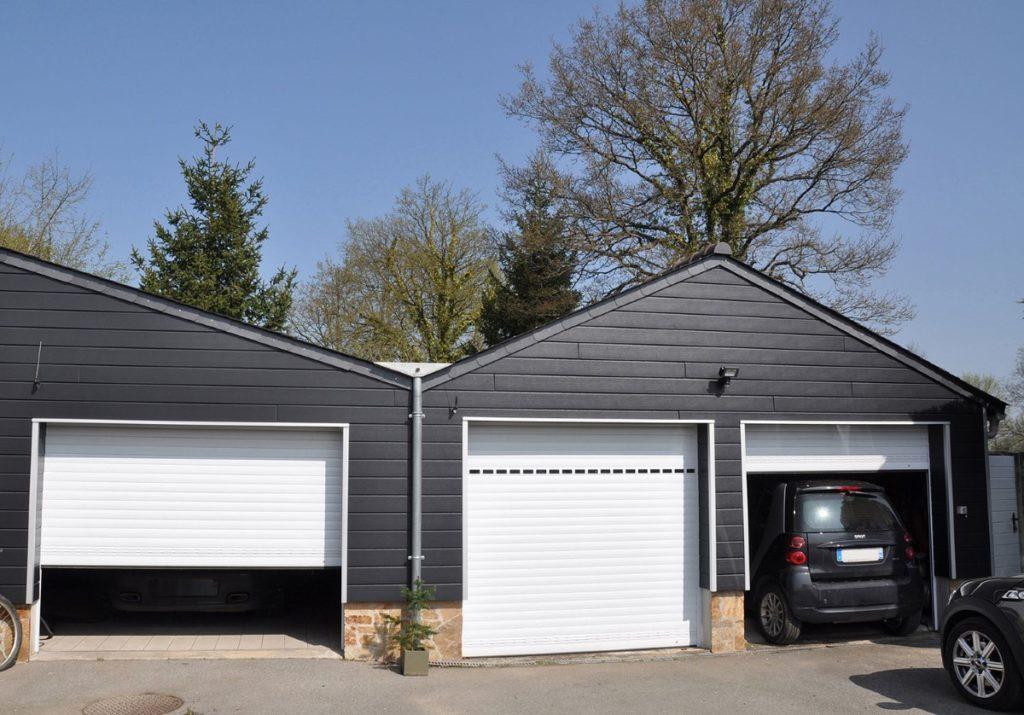 FG HABITAT PORTAIL NOIRMOUTIER EN L ILE Garage Porte Garage Enroulable 95