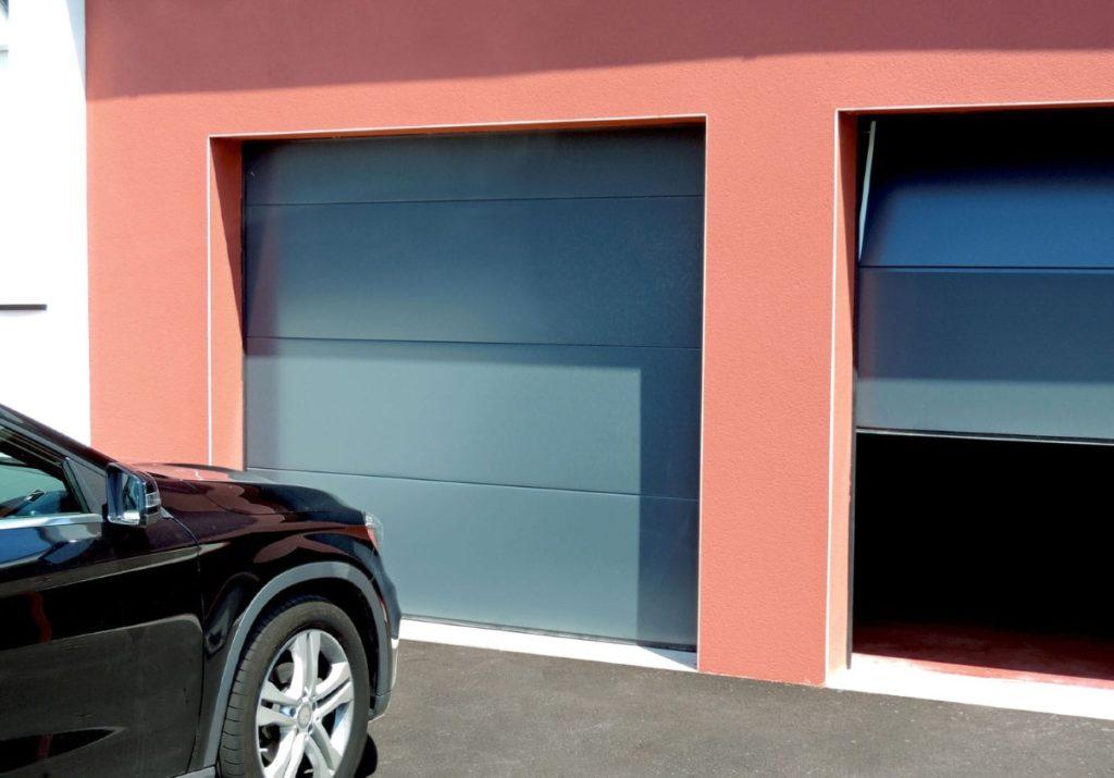 FG HABITAT PORTAIL NOIRMOUTIER EN L ILE Garage Porte Garage Sectionnelle 96